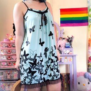 Fly away butterfly dress